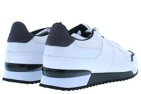 Cruyff Cosmo white Herenschoenen Sneakers