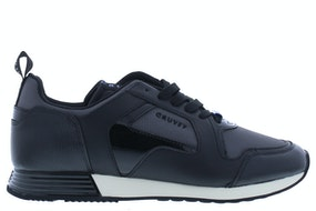 Cruyff Lusso black Herenschoenen Sneakers