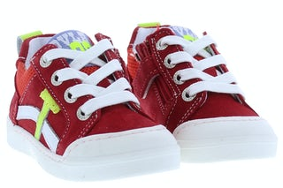 Develab 41355 423 red Jongensschoenen Sneakers
