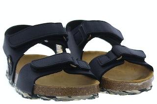 Develab 48163 928 black Jongensschoenen Sandalen en slippers