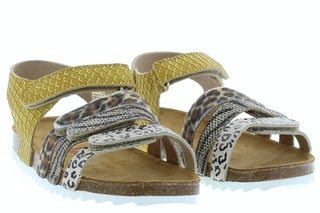 Develab 48248 399 yellow Meisjesschoenen Sandalen en slippers