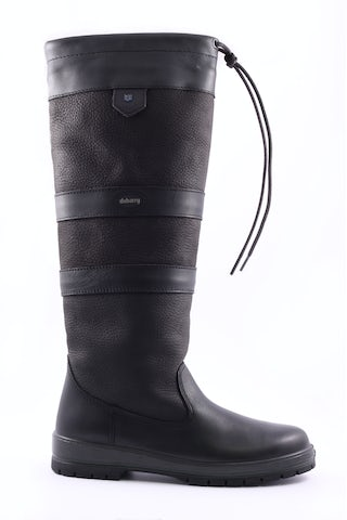 Dubarry Galway black Damesschoenen Laarzen
