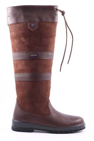 Dubarry Galway walnut Damesschoenen Laarzen
