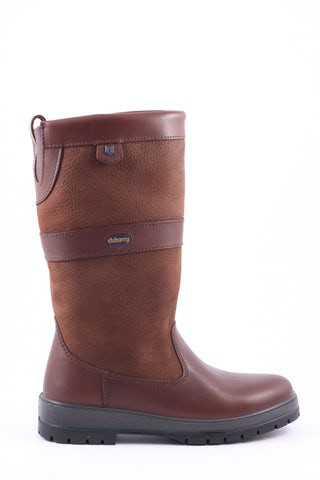 Dubarry Kildare walnut Damesschoenen Laarzen