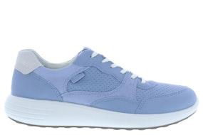 Ecco 460613 51727 dusty blue Damesschoenen Sneakers