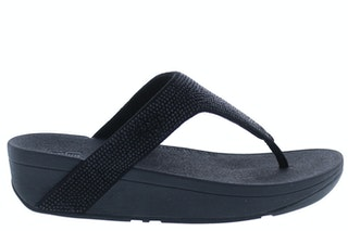 Fit flop lottie shimmer 001 black 185100273 01
