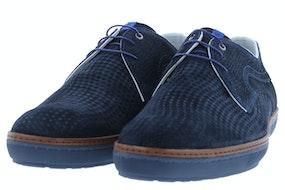 Floris 14020/36 navy Herenschoenen Sneakers