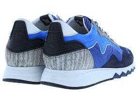 Floris 16092/14 blue text Herenschoenen Sneakers