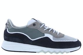 Floris 16093/21 black print Herenschoenen Sneakers