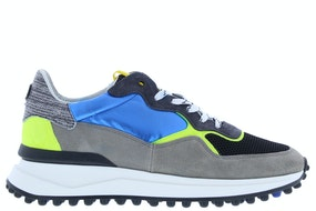 Floris 16301/18 blue text Herenschoenen Sneakers