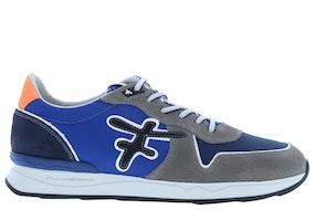 Floris 16346/05 grey Herenschoenen Sneakers