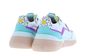 Floris 85291/19 white Damesschoenen Sneakers