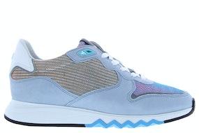 Floris 85302/06 light blue Damesschoenen Sneakers