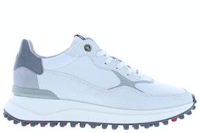 Floris 85307/00 white print Damesschoenen Sneakers
