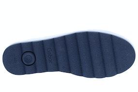 Gabor 46.535.46 bluette Damesschoenen Sneakers