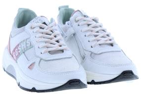 Giga G3397 white argento Meisjesschoenen Sneakers