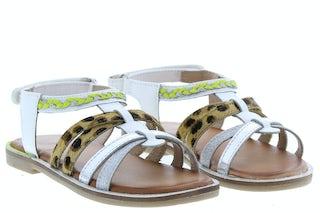 Gios Eppo 58890 blanco Meisjesschoenen Sandalen en slippers