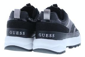 Guess Kaysie5 FL5KAY black Damesschoenen Sneakers