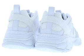 Guess Marlia FC5RLI white silver Damesschoenen Sneakers