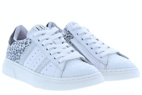 HIP H1261 white combi Meisjesschoenen Sneakers