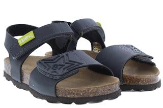 Kipling Guy dk grey Jongensschoenen Sandalen en slippers