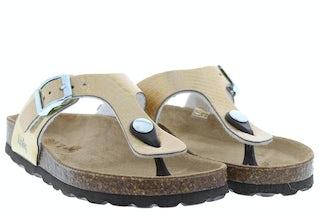 Kipling Maria 3 CrY gold Meisjesschoenen Sandalen en slippers