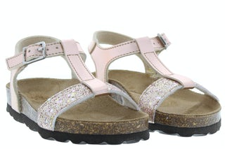 Kipling Namina 4 champagne Meisjesschoenen Sandalen en slippers