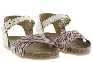 Kipling Nikita 2 champagne Meisjesschoenen Sandalen en slippers