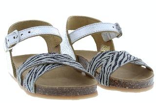 Kipling Nikita 2 silver Meisjesschoenen Sandalen en slippers