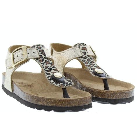 Kipling Norella 3 gold Sandalen en slippers Sandalen en slippers