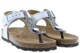 Kipling Nulu 3 silver Meisjesschoenen Sandalen en slippers