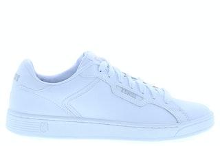 Kswiss clean court ii white 242000096 01