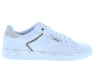 Kswiss clean court ii white rose gold 141880076 01