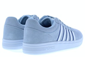 K-Swiss Court cheswick ballad blue Damesschoenen Sneakers