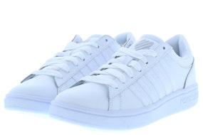 K-Swiss Court winston white Damesschoenen Sneakers