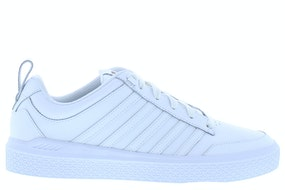 K-Swiss Devyn white Herenschoenen Sneakers