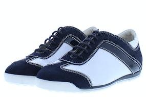 La Cabala 902004 night white Damesschoenen Sneakers