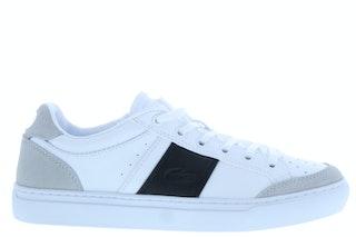 Lacoste courtline white black 242000093 01