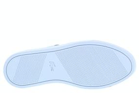 Lacoste Courtline white black Herenschoenen Sneakers