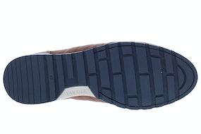 Lier. Van 2015702 620 cognac Herenschoenen Sneakers