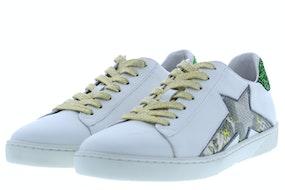 Lola Cruz 434Z10BK amarilio Damesschoenen Sneakers