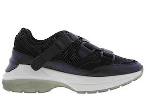 Lola Cruz 444ZooBK negro Damesschoenen Sneakers