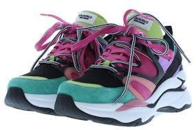 Lola Cruz 450Z88PT verde Damesschoenen Sneakers