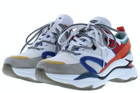 Lola Cruz 452Z88PT blanco Damesschoenen Sneakers