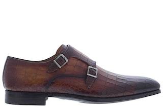 Magnanni 20501 alligator cognac 224240013 01