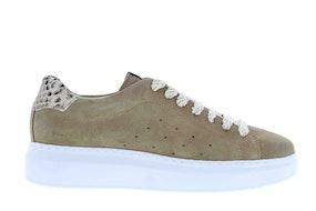 Maruti Claire beige Damesschoenen Sneakers