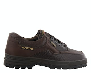 Mephisto Barracuda brown Herenschoenen Veterschoenen