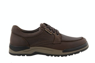 Mephisto Charles dark brown Herenschoenen Veterschoenen