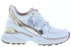 Michael Kors Mickey opwht multi Damesschoenen Sneakers