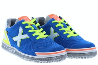 Munich 1511109 azzuro Jongensschoenen Sneakers